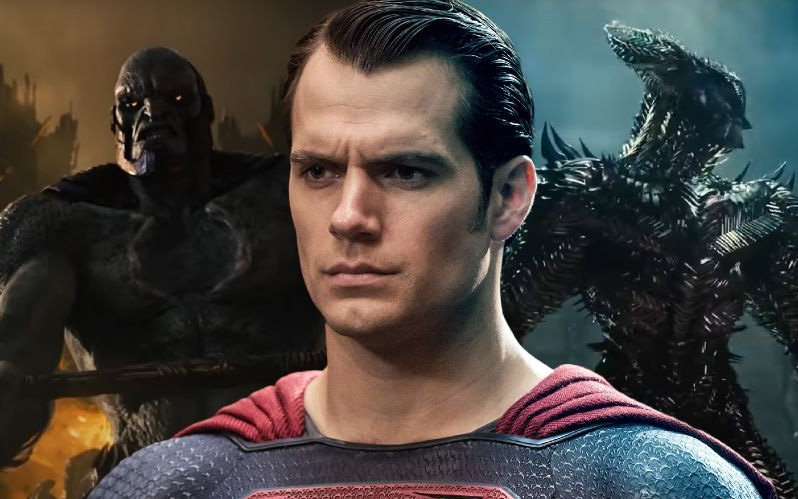 Tại sao Darkseid không phải là nhân vật phản diện của Justice League mặc dù đang ở trong Snyder Cut