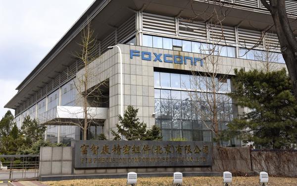 Foxconn rót 270 triệu USD mở rộng sản xuất tại Việt Nam - Ảnh 1.