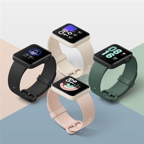 Redmi Watch ra mắt: Màn hình 1.4 inch, kháng nước 5ATM, hỗ trợ NFC, pin 12 ngày, giá 1.1 triệu đồng - Ảnh 1.