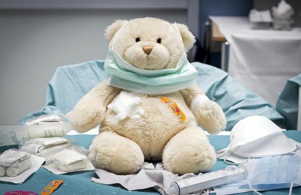 Độc lạ phòng khám chữa bệnh cho ... thú nhồi bông ở Nhật, viện phí có thể lên đến 111 triệu - Ảnh 9.