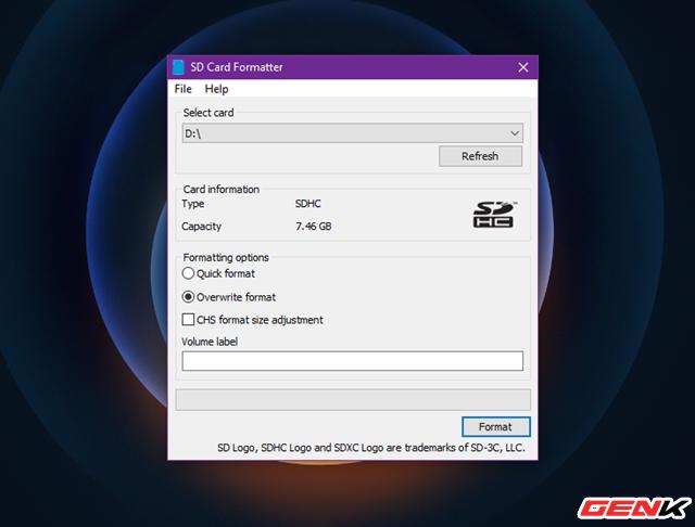Sửa lỗi USB hoặc thẻ nhớ SD không thể format ở Windows 10 - Ảnh 9.