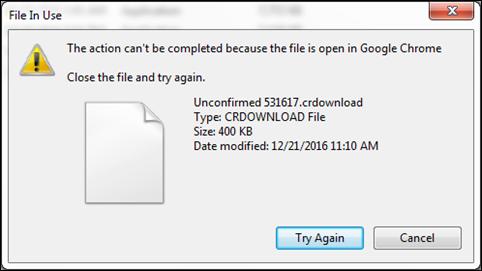 Tại sao file .crdownload liên tục xuất hiện mỗi khi bạn tải xuống một thứ gì từ Chrome? - Ảnh 2.