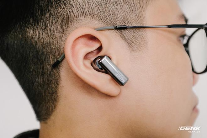 Trải nghiệm tai nghe Huawei Freebuds Pro: Đeo thoải mái, chống ồn mạnh, âm đậm đà - Ảnh 8.