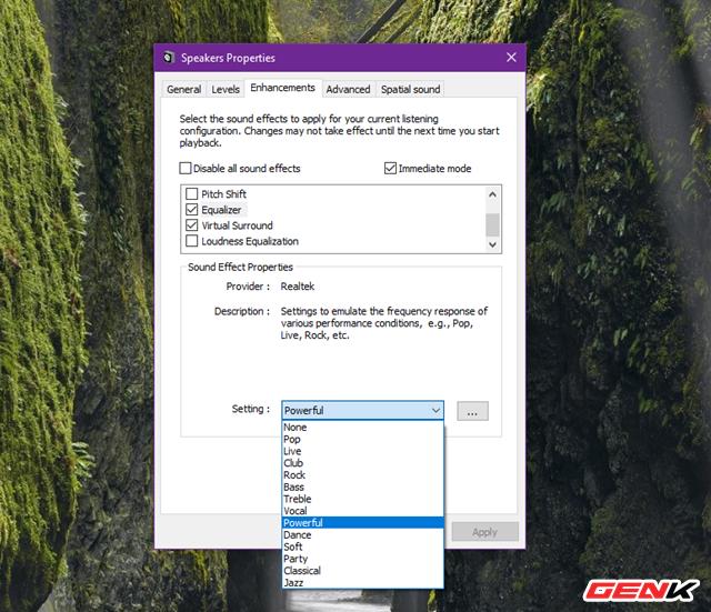 Khám phá những tùy chỉnh giúp cải thiện chất lượng âm thanh trong Windows 10 - Ảnh 15.