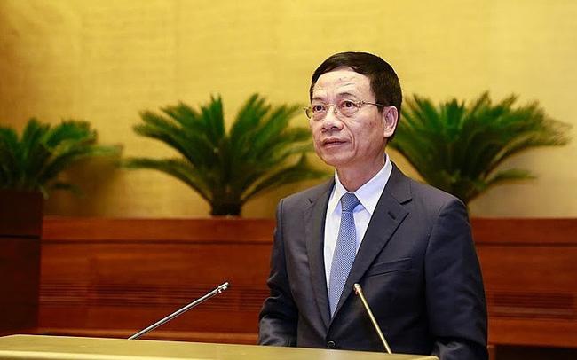 Bộ trưởng Nguyễn Mạnh Hùng: Khi triển khai diện rộng 5G, chúng ta sẽ có thiết bị 5G của Việt Nam - Ảnh 1.