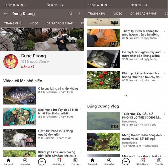 Một YouTuber Việt Nam bị lên án vì làm clip không xin phép ở Nhật Bản - Ảnh 1.