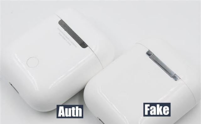 Lạc vào vũ trụ AirPods fake: Từ những chiếc tai nghe vài chục nghìn cho đến hàng nhái tinh vi mà CEO Apple cũng không phân biệt được - Ảnh 3.