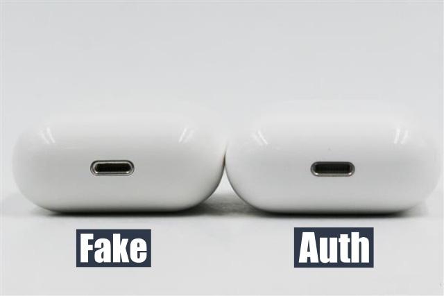 Lạc vào vũ trụ AirPods fake: Từ những chiếc tai nghe vài chục nghìn cho đến hàng nhái tinh vi mà CEO Apple cũng không phân biệt được - Ảnh 4.
