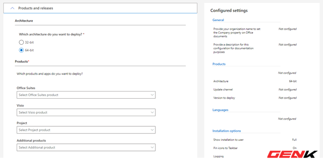 Tự tạo bộ cài đặt Office theo ý muốn với công cụ chính chủ từ Microsoft - Ảnh 4.
