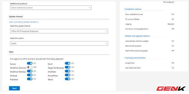 Tự tạo bộ cài đặt Office theo ý muốn với công cụ chính chủ từ Microsoft - Ảnh 5.
