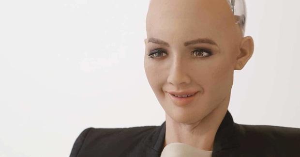 """Cô nàng siêu robot Sophia từng tuyên bố """"huỷ diệt loài người"""" 4 năm trước bây giờ ra sao? - Ảnh 5."""