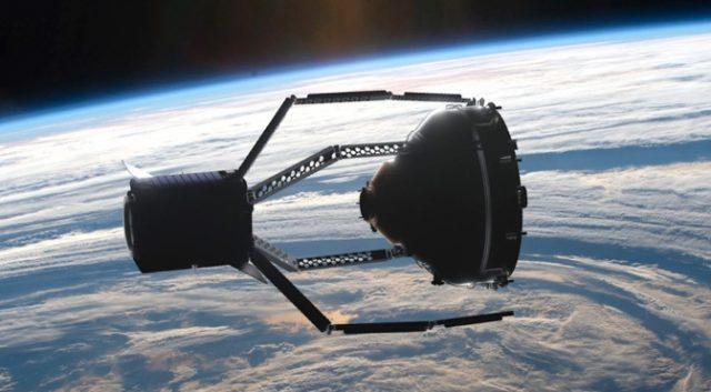 Chưa từng có: Châu Âu sắp phóng một móng vuốt khổng lồ lên quỹ đạo để dọn rác vũ trụ - Ảnh 1.