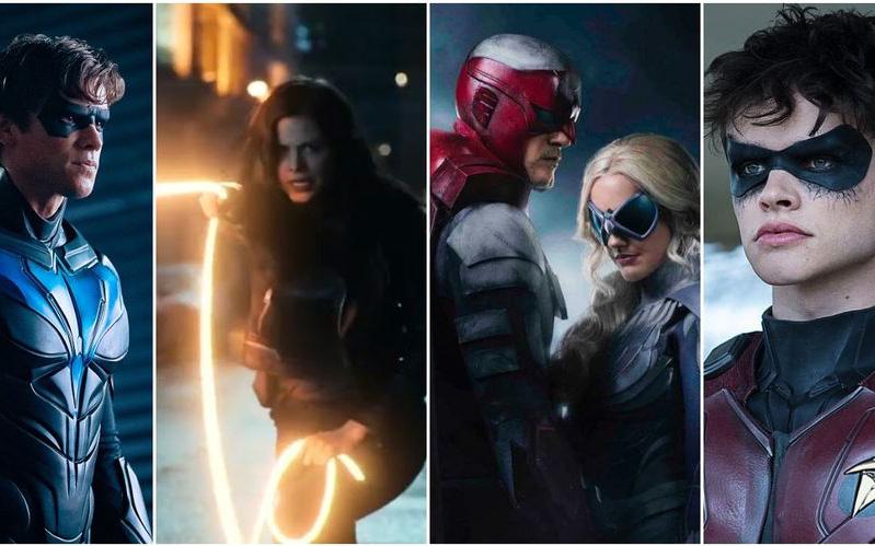 Xếp hạng sức mạnh của các nhân vật chính trong nhóm Titan của DC