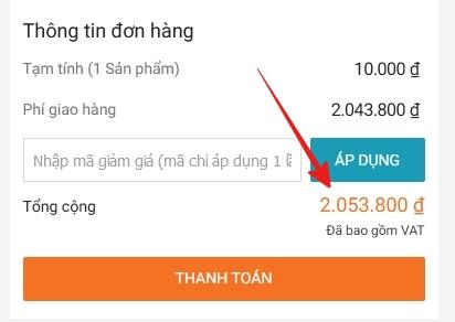"""Hí hửng đặt mua tai nghe không dây Honor sale từ tiền triệu còn 10k, """"hết hồn"""" vì phí ship lên tới… 4 triệu 5 - Ảnh 4."""