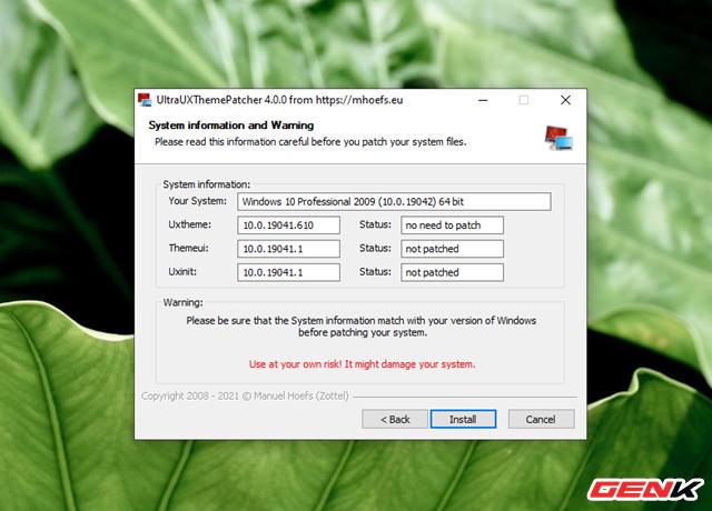 Biến hóa Windows 10 với bộ giao diện Paranoid Android độc đáo - Ảnh 8.