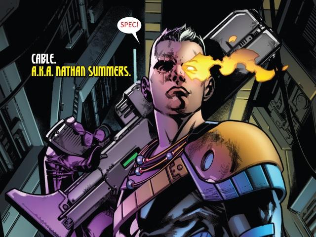 X-Men: Ai là dị nhân mạnh nhất trong những đứa con của Cyclops? - Ảnh 1.