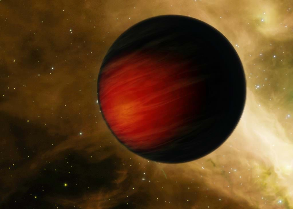 Kết cục thảm khốc của hành tinh đen tối nhất dải Ngân hà, vốn có thể 'nuốt chửng' 94% ánh sáng - Ảnh 1.