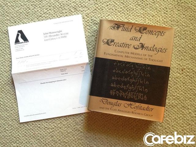 Vị khách đầu tiên của Amazon: Bỏ 27,95 USD mua sách, tên được đặt cho cả một tòa nhà của tập đoàn để 'tri ân' - Ảnh 3.