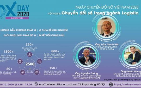 """Tuần tới, hơn 2.500 đại biểu sẽ tập trung để """"mổ xẻ"""" các vấn đề trong câu chuyện chuyển đổi số của Việt Nam - Ảnh 1."""