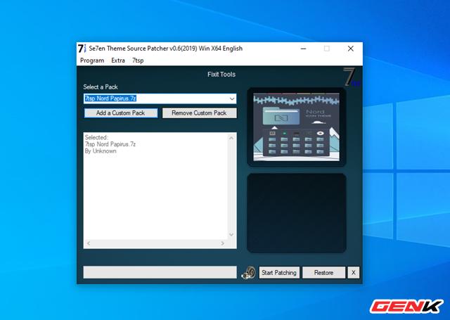 Hướng dẫn cài Nord Windows 10 Theme, giao diện nền tối siêu chất - Ảnh 12.