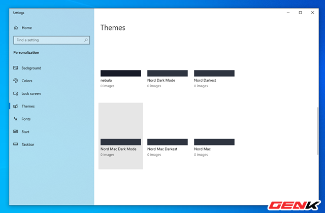 Hướng dẫn cài Nord Windows 10 Theme, giao diện nền tối siêu chất - Ảnh 17.