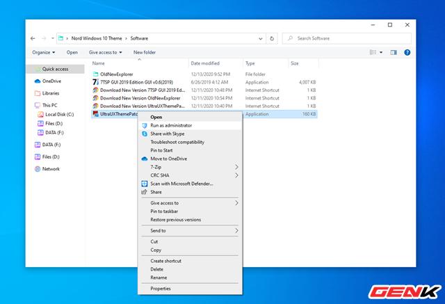 Hướng dẫn cài Nord Windows 10 Theme, giao diện nền tối siêu chất - Ảnh 7.