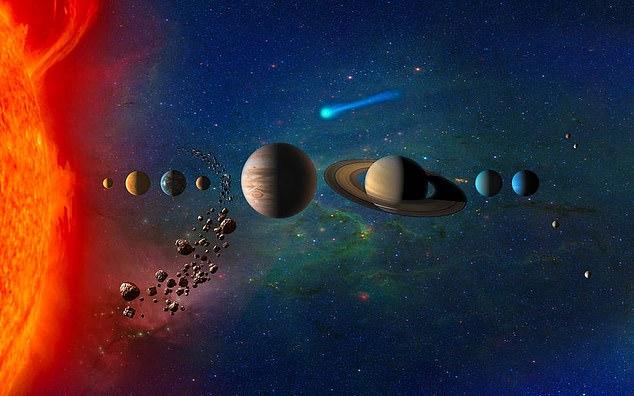 Phát hiện tuyến đường siêu cao tốc trong vũ trụ, giúp di chuyển cực nhanh qua hệ Mặt trời - Ảnh 1.