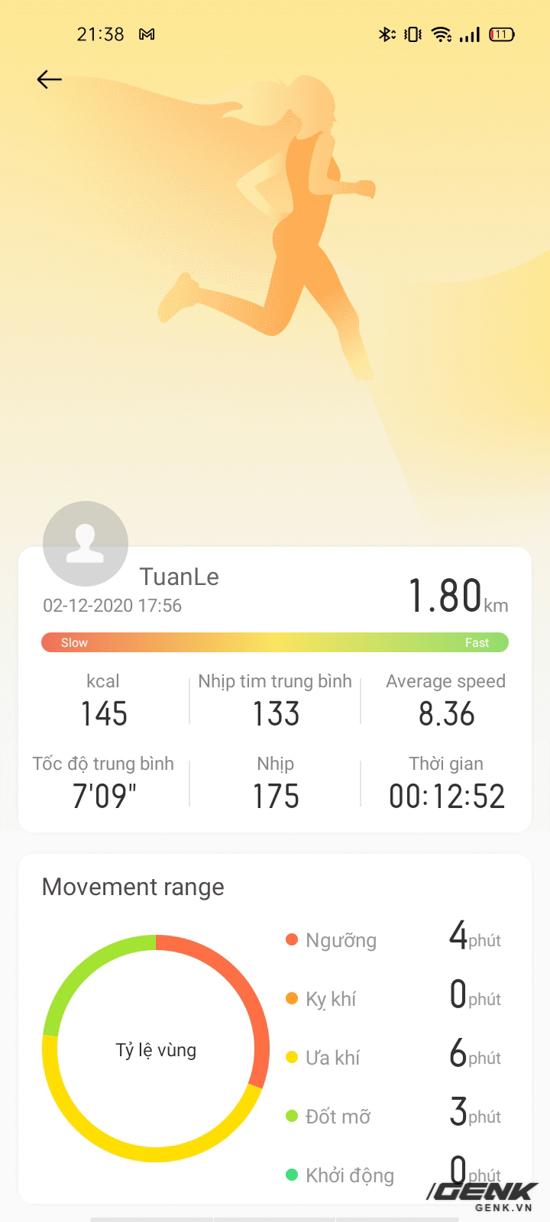 Trải nghiệm Realme Watch S: Chiếc smartwatch đáng để thử ở phân khúc dưới 3 triệu đồng - Ảnh 11.