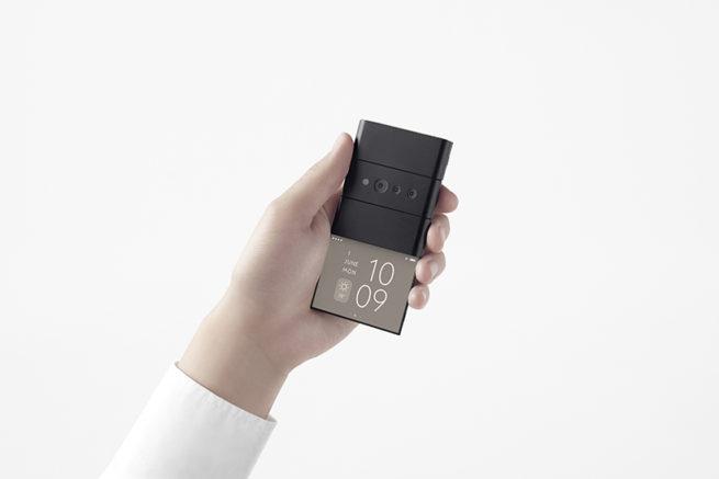 OPPO trình làng concept smartphone có thể gập nhiều lần, kích thước màn hình 7 inch có thể thu gọn bằng chiếc thẻ visa - Ảnh 5.