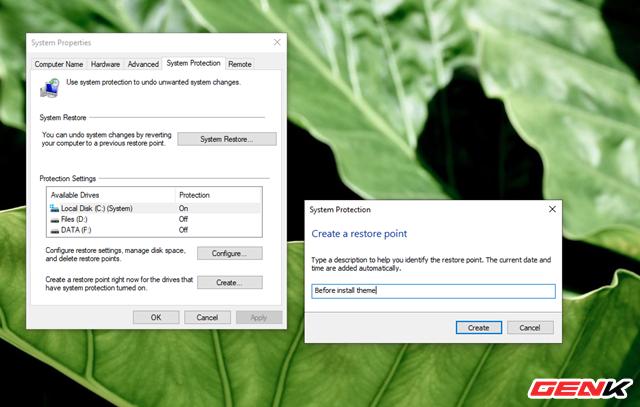 Hướng dẫn cài ko-Z for Windows 10, thêm một giao diện nền tối cực chất dành cho bạn - Ảnh 4.