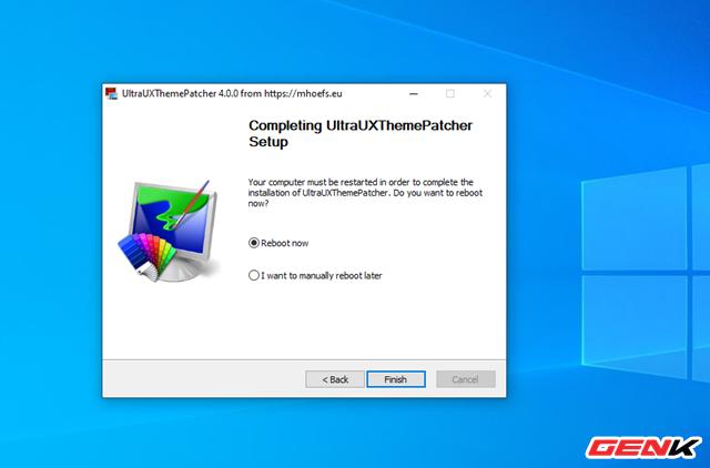 Hướng dẫn cài ko-Z for Windows 10, thêm một giao diện nền tối cực chất dành cho bạn - Ảnh 9.
