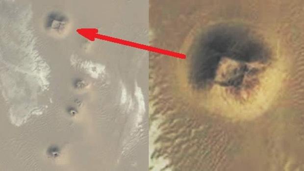 Những địa điểm kỳ lạ được phát hiện bởi Google khiến con người phải kinh ngạc - Ảnh 4.
