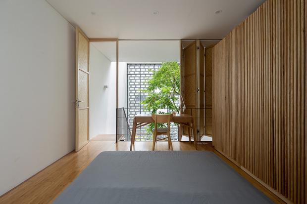 Nhà ống Hà Nội với thiết kế có một không hai, nhẵn mặt mọi tạp chí kiến trúc lớn nhỏ trên thế giới - Ảnh 11.