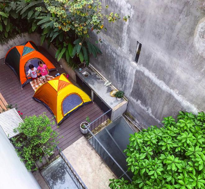Nhà ống Hà Nội với thiết kế có một không hai, nhẵn mặt mọi tạp chí kiến trúc lớn nhỏ trên thế giới - Ảnh 17.
