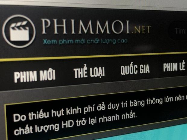 Sau khi Hieupc góp phần xóa sổ nhiều trang web lừa đảo bán vé máy bay, cư dân mạng bất ngờ gọi hồn phimmoi.net - Ảnh 4.