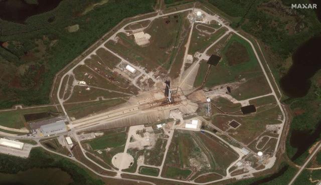 2020 - Một năm khốc liệt của tự nhiên và cả con người: Chùm ảnh từ vệ tinh ghi lại những sự kiện đã định hình lại thế giới trong năm qua - Ảnh 5.