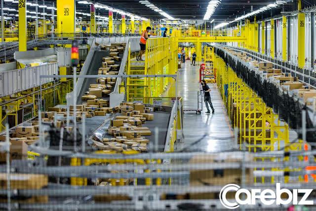 Cách Amazon trở thành công ty 1.000 tỷ USD: Suốt 25 năm sao chép sản phẩm của các nhà buôn, bán với giá rẻ hơn cả nửa, ép họ vào đường cùng, phá sản - Ảnh 4.