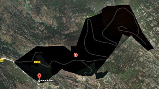 Những địa danh bí ẩn bị làm mờ trên Google Maps che giấu điều gì? - Ảnh 2.