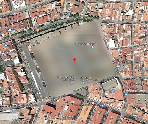 Những địa danh bí ẩn bị làm mờ trên Google Maps che giấu điều gì? - Ảnh 4.
