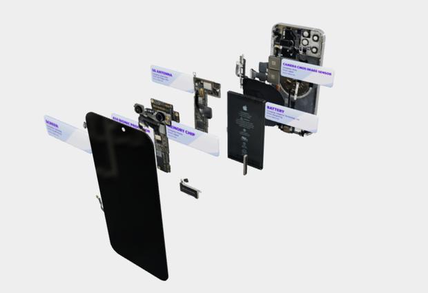 Apple thật ra phải nhờ rất nhiều công ty khác để sản xuất iPhone 12 - Ảnh 1.