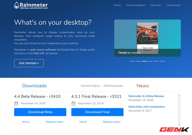 Màn hình Desktop Windows 10 sẽ cá tính hơn với bộ giao diện Bongo Cat - Ảnh 6.