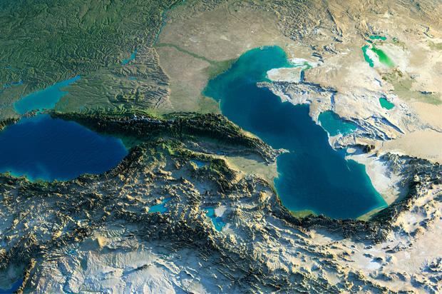 Chiếc hồ lớn nhất thế giới đang bị hủy hoại nghiêm trọng vì biến đổi khí hậu, và mọi chuyện có lẽ đã quá muộn để thay đổi - Ảnh 3.