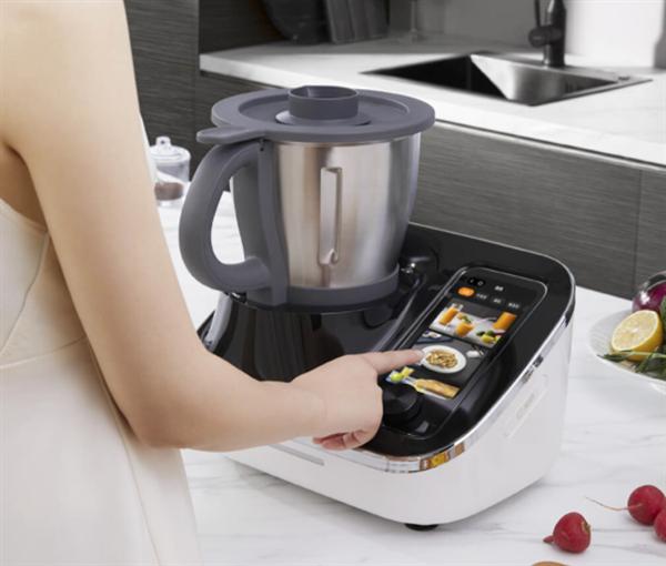 Xiaomi gây quỹ cho robot nấu ăn đa năng - Ảnh 1.