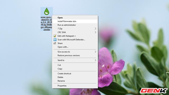 Hô biến Desktop của Windows 10 thành trạm không gian với bộ giao diện Neon Space - Ảnh 9.
