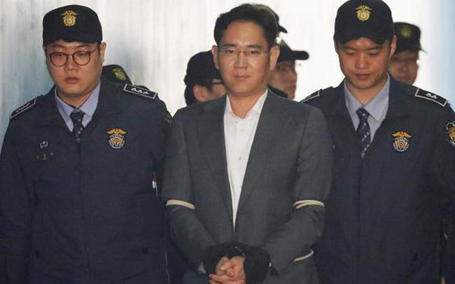 Thái tử Samsung đối diện mức án 9 năm tù vì tội hối lộ - Ảnh 1.