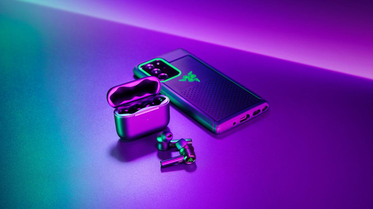 Razer ra mắt tai nghe true wireless xịn sò dành cho game thủ mobile, giá 200 USD - Ảnh 1.