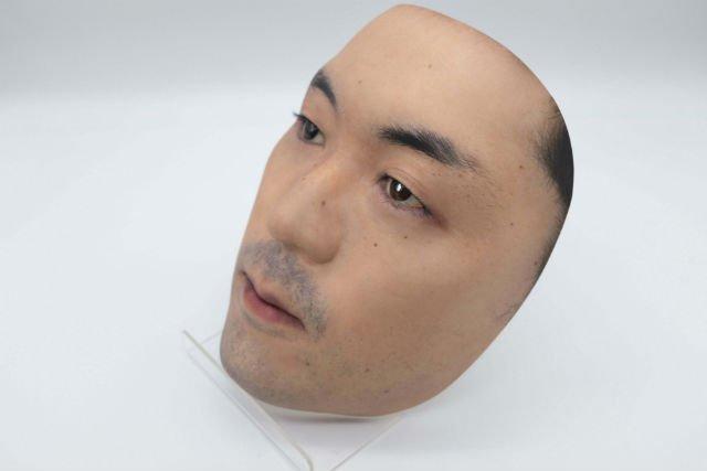 Công ty Nhật muốn mua khuôn mặt của bạn và chế tạo thành mặt nạ 3D chân thật đến bất ngờ - Ảnh 1.