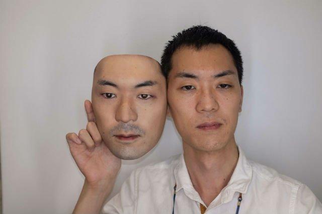 Công ty Nhật muốn mua khuôn mặt của bạn và chế tạo thành mặt nạ 3D chân thật đến bất ngờ - Ảnh 2.
