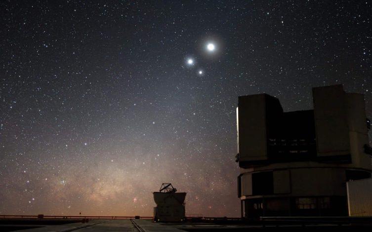 Chúng ta sắp được thấy sự kiện 'hành tinh thẳng hàng' cực hiếm trên bầu trời, chưa từng xảy ra trong suốt 800 năm qua