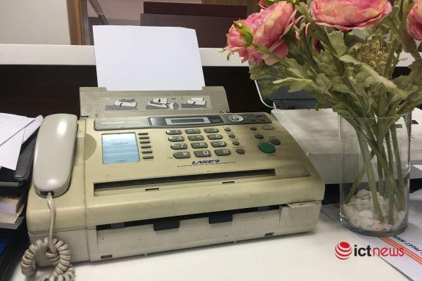 Tại sao những chiếc máy fax vẫn còn tồn tại đến nay? - Ảnh 1.